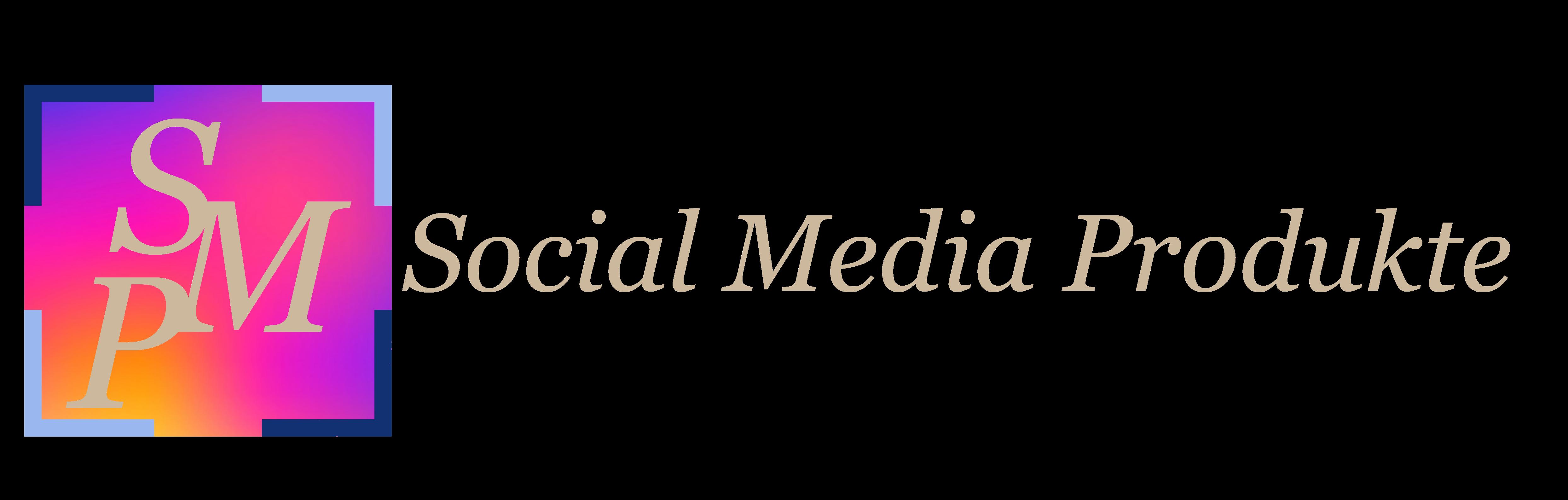 Social Media Produkte